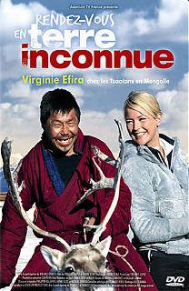 Rendez-vous en Terre inconnue - Virginie Efira en Mongolie