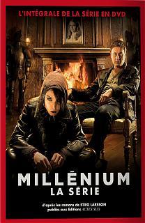 Millénium, la série - L'intégrale