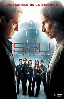 Stargate Universe - Saison 2