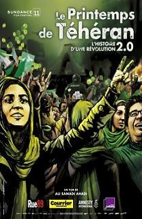 Le printemps de T�h�ran - L'histoire d'une r�volution 2.0