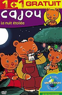 Cajou - Volume 3 : La nuit des étoiles