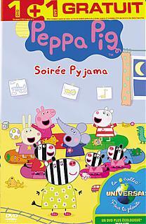 Peppa Pig - La soirée pyjama