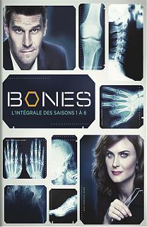 Bones - Intégrale Saisons 1 à 6
