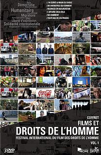 Coffret films et droits de l'homme (Vol.1)