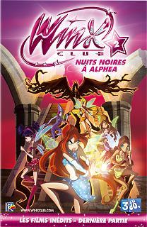 Winx Club : nuit noire à Alphea