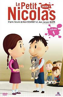 Le Petit Nicolas - Saison 2 Vol.1