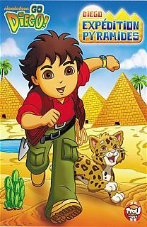 Diego : Expédition Pyramides