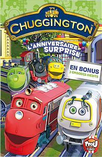 Chuggington - Volume 7 - L'Anniversaire surprise