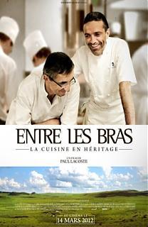 Entre les Bras, la cuisine en héritage