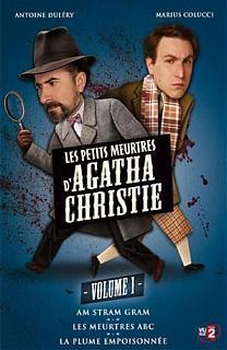 Les petits meurtres d'Agatha Christie - Volume 1