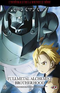 Fullmetal Alchemist : Brotherhood - L'intégrale