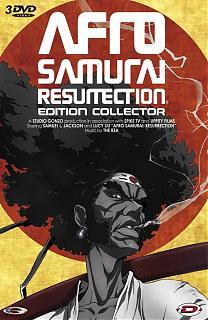 Afro Samuraï - Résurrection