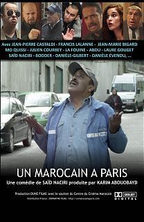 Un Marocain à Paris