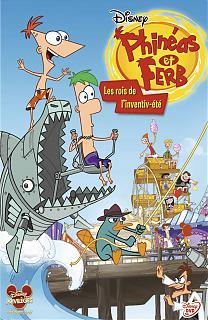 Phineas et Ferb : Les rois de l'inventiv'été