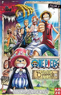 One Piece - Film 3 : Le Royaume des Choppers - L'étrange île des animaux