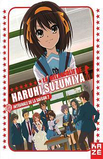 La Mélancolie de Haruhi Suzumiya - Saison 2