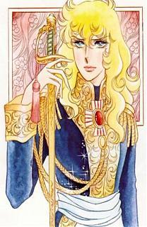 Lady Oscar, la Rose de Versailles