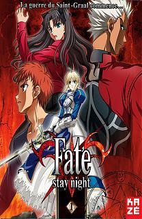 Fate Stay Night - Box 1/2