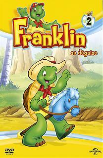 Franklin se déguise