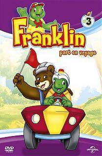 Franklin part en voyage