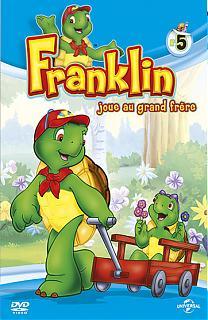 Franklin joue au grand frère
