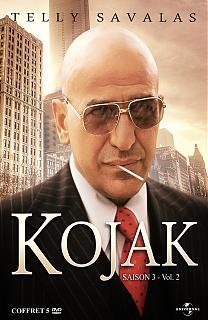 Kojak, la série - Saison 3 - Volume 2