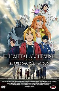 Fullmetal Alchemist - Le Film : L'étoile sacrée de Milos