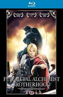 Fullmetal Alchemist : Brotherhood - Partie 1