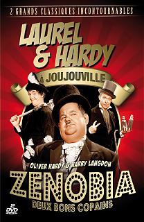 Laurel & Hardy à Joujouville & Zenobia - Deux bons copains