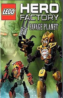 Lego Hero Factory - La planète sauvage