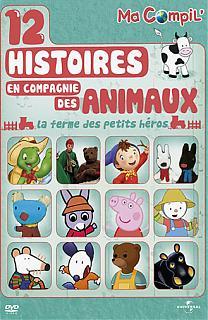 Ma compil' - 12 histoires en compagnie des animaux