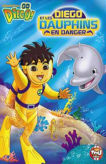Diego et les dauphins en danger