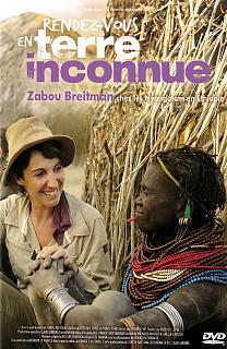 Rendez-vous en terre inconnue Zabou Breitman chez les Nyangatom