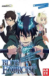 Blue Exorcist - Saison 1 - Box 1/3