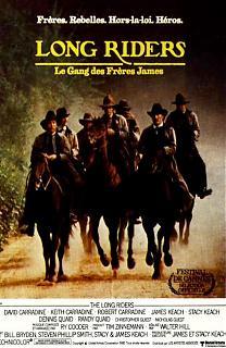 Le gang des Fr�res James