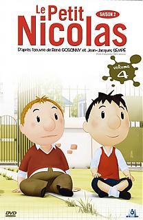 Le Petit Nicolas - Saison 2 Vol.4