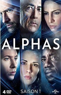 Alphas - Saison 1