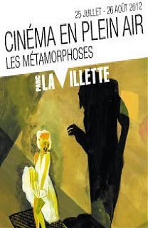 Festival Cinéma en plein air de la Villette 2012