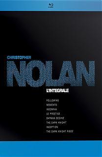 Coffret Nolan - L'intégrale