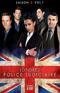 Londres : Police Judiciaire - Saison 2 - Vol.1