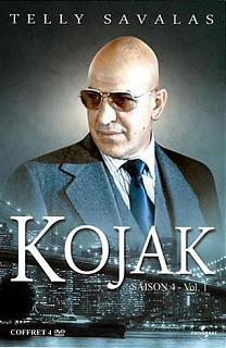 Kojak, la série - Saison 4 - Volume 1