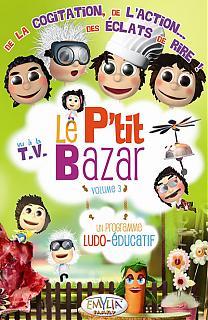 Le p'tit bazar - Volume 3