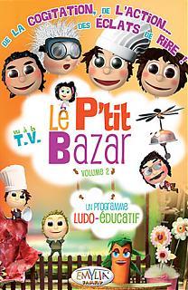 Le p'tit bazar - Volume 2