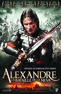 Alexandre la bataille de la Neva