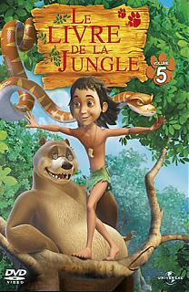 Le Livre De La Jungle Vol.5 - Petit Homme