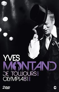 Yves Montand de toujours - Olympia 81