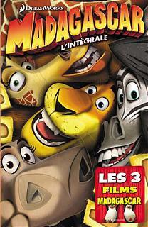 Madagascar : La Trilogie