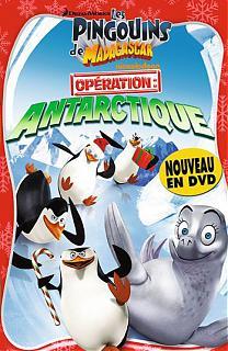 Les Pingouins de Madagascar - Mission Antartique