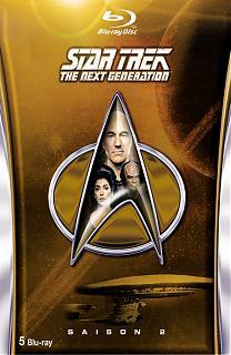 Star Trek : The Next Generation - Saison 2