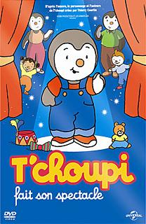 T'Choupi fait son spectacle - Edition Collector